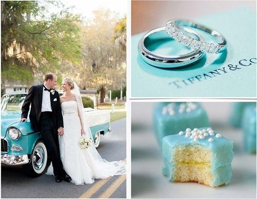 Tiffany Blue Wedding Ideas.