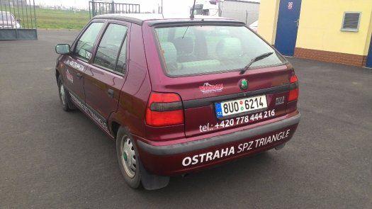Škoda Felicia - 1