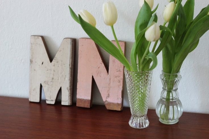 Home - wood letters by blogliebling.dk