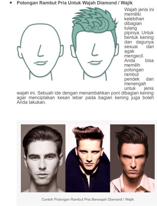 3 of 3 hairstyle appropriate head shape