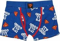 DC Comics Superman It's All Good Collage Boxer Briefs Boxer Briefs