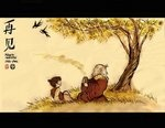 Be At Peace... Another great piece honoring Mako Iwamatsu, voice of Uncle Iroh, by Isaia, via DeviantArt.
