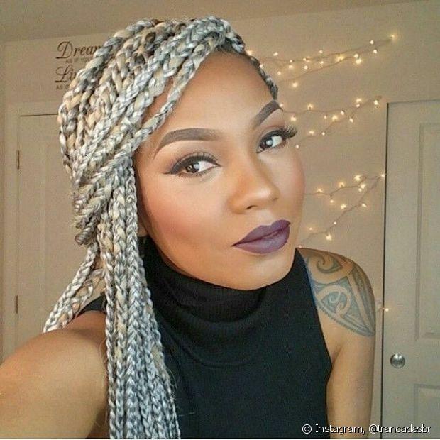 39+ Blonde ombre braids on dark skin trends