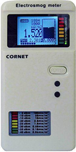 CORNET® ED-88T 100MHz-8GHz Tri-mode device | RF LF ELF Meter | Made in USA | 2016
