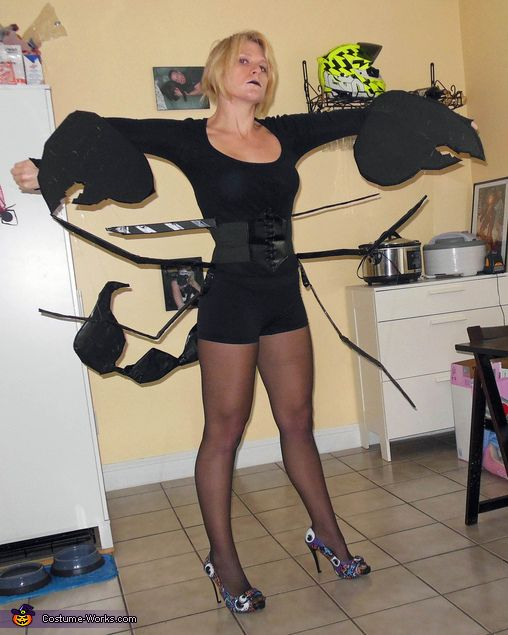 Scorpion - 2013 Halloween Costume Contest