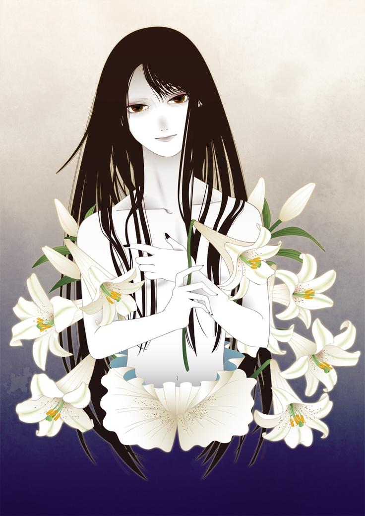 百合/a lily