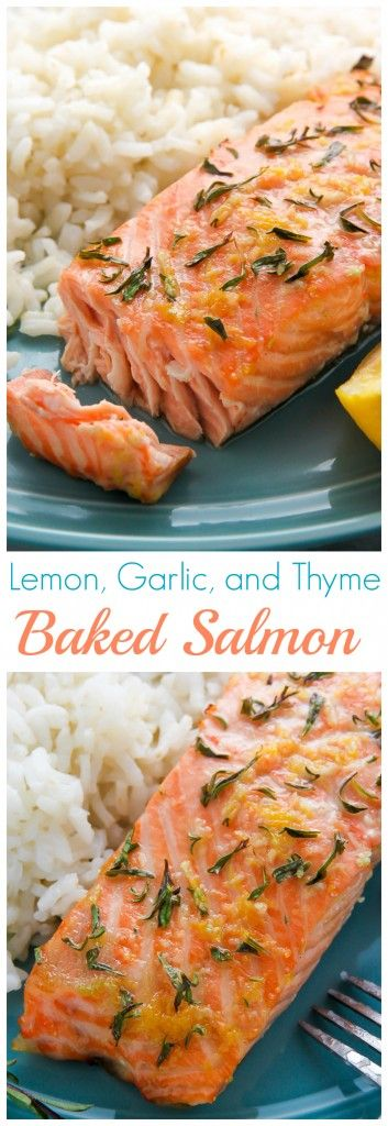 Healthy, hearty, and loaded with flavor. This simple baked salmon is lip smackin' good. Happy Friday! Tell me – what are your weekend plans? Are you going anywhere fun? Staying home and nesting? Baking any of my recipes? The weather is going to be cold, miserable, and rainy here, so I'm wicked excited to cozy …