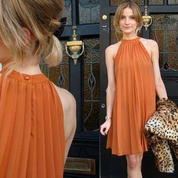 Vestidos y faldas plisadas: ¿cómo llevarlas? | Web de la Moda
