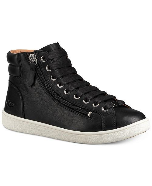 f2b59e758ac Women's Olive Lace-Up Sneakers in 2019 | My Style | Ugg sneakers ...