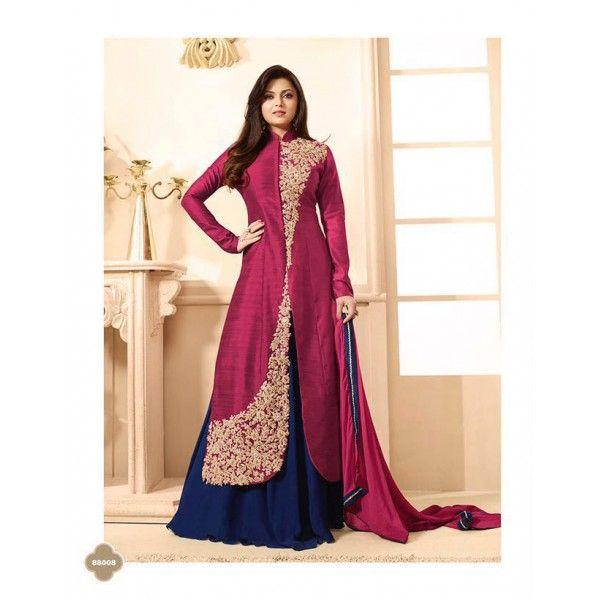 Sayshopp Designer Drashti Dhami Style Salwar Suit 88006
