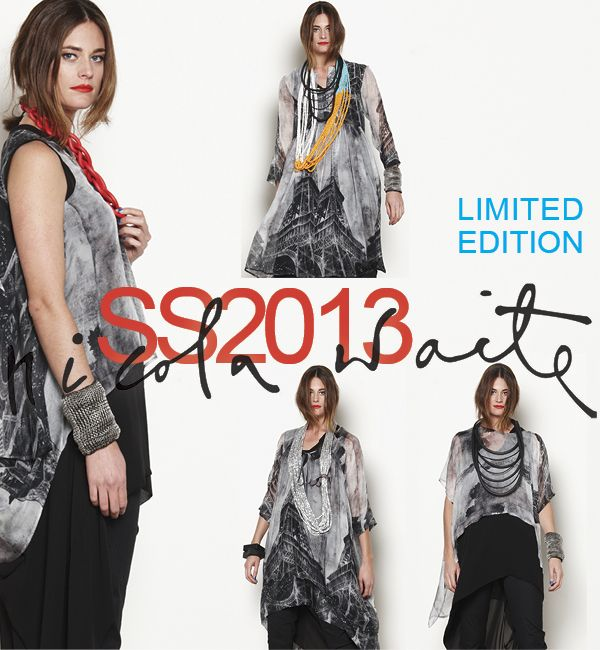New arrivals. Our limited edition Eiffel Tower silk print will whisk you away.