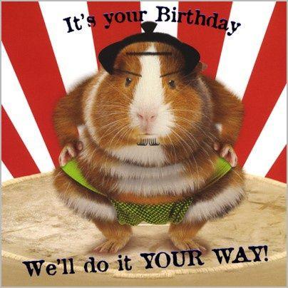 Kartka urodzinowa Your Way