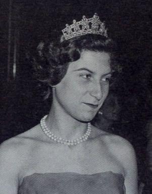 Princesa Eugenie da Grécia