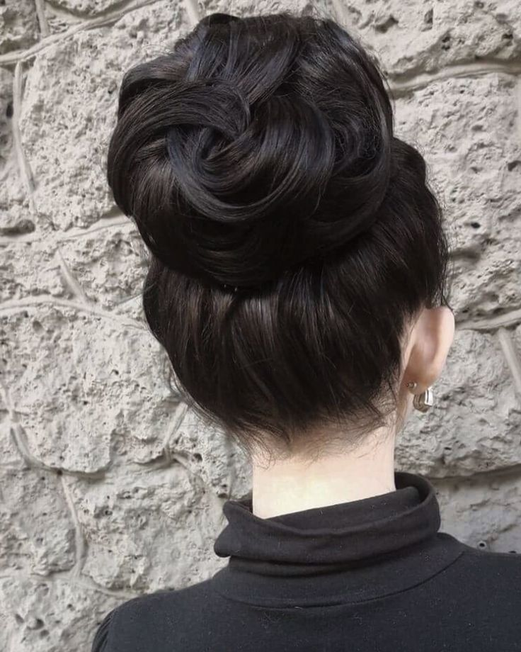 ️ #hairstyle #hair #weddinghair #prom #hairdresser