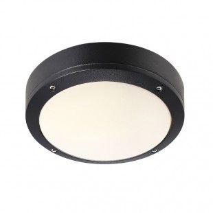 Nordlux Desi 22 Black Wall/Ceiling Light 77636003