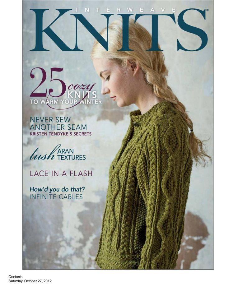 1494 best KNIT MAGS images on Pinterest | Crochet magazine, Knitting ...