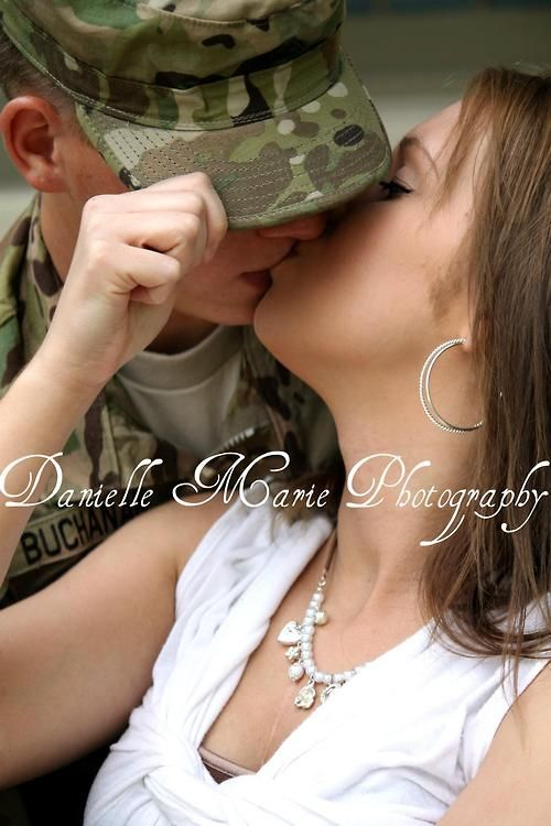 The Military Wife and Girlfriend