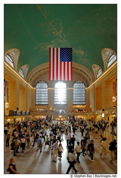Grand Central Station. New York City