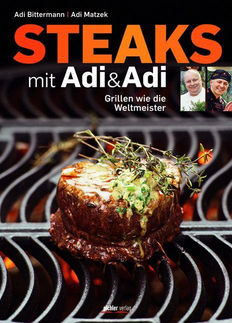 Die Grillsaison kann losgehen! Die Grillweltmeister Adi&Adi zeigen uns wie wir unser Steak richtig zubereiten: ob Rib-Eye-Steak, T-Bone-Steak, Flank Steak oder gesmokte Rinderhüfte. Heizt den Grill an!
