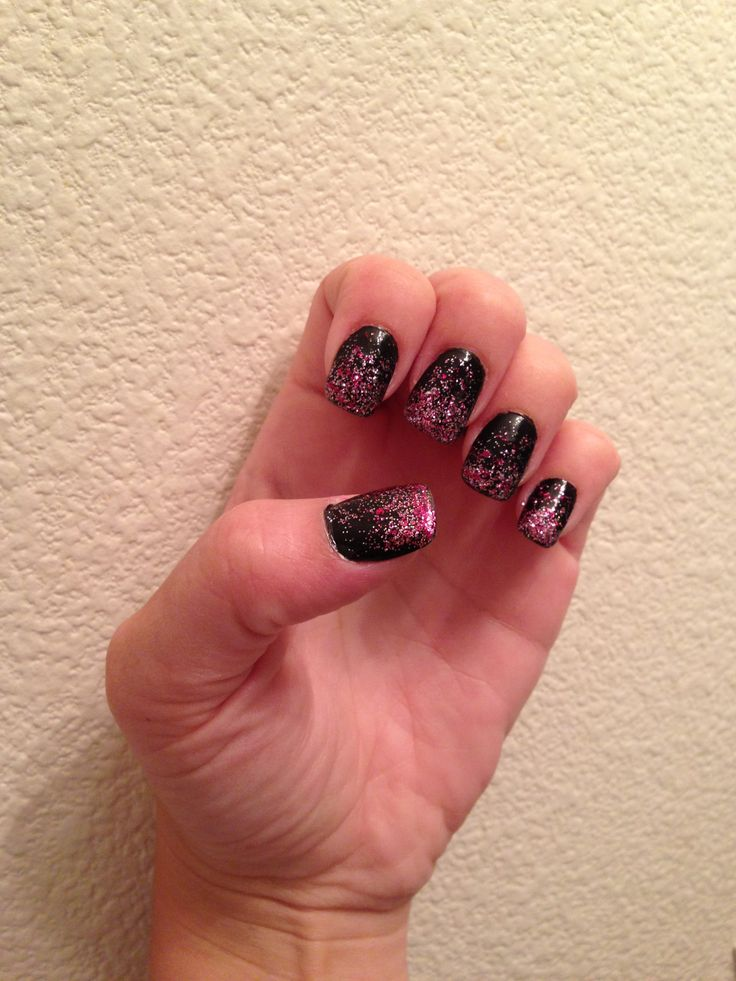 My newest nail design | Nail art | Pinterest