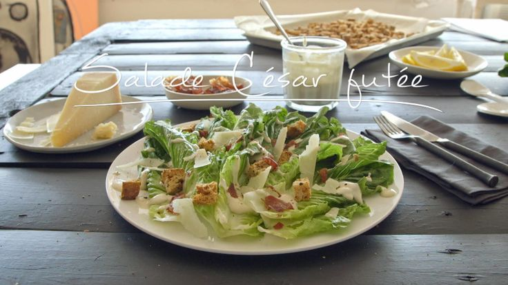 Salade César futée