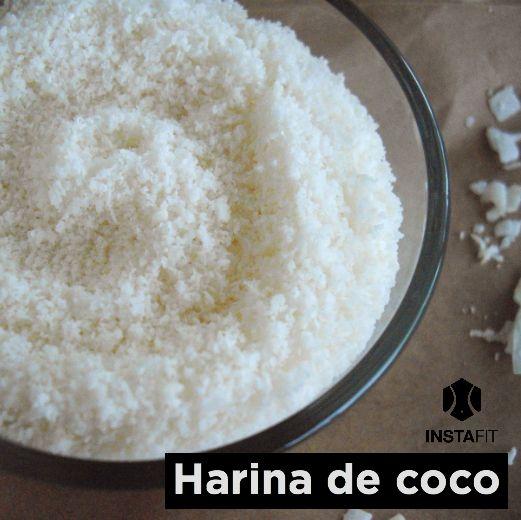 La manera fácil de preparar harina de coco.