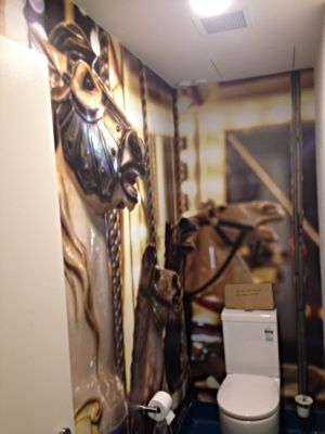 Custom Wallpaper - LUNA PARK Vic
