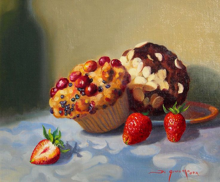 Fran Di Giacomo. With Strawberries Please