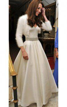 Kate Middleton robes de mariée deuxième
