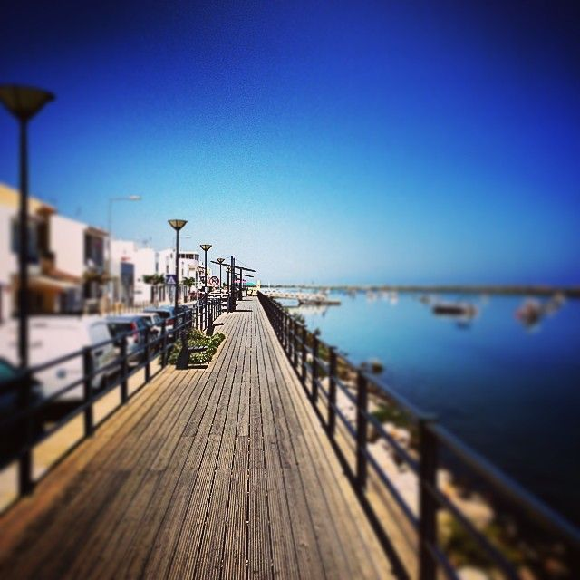 Cabanas de Tavira......so beautiful! Love it here!