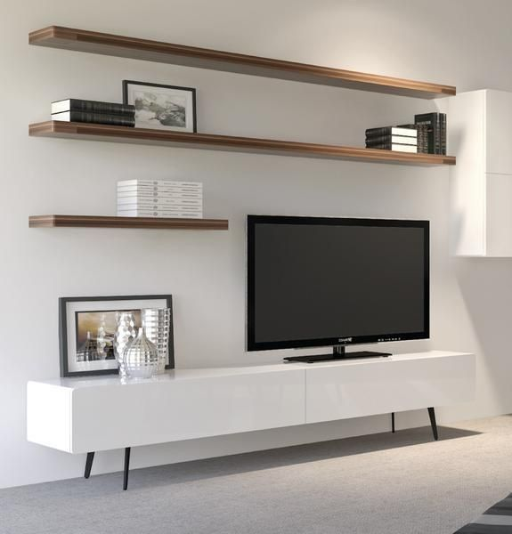40 Tv Wall Living Room Ideas Decor On A Budget 11 In 2020 Living