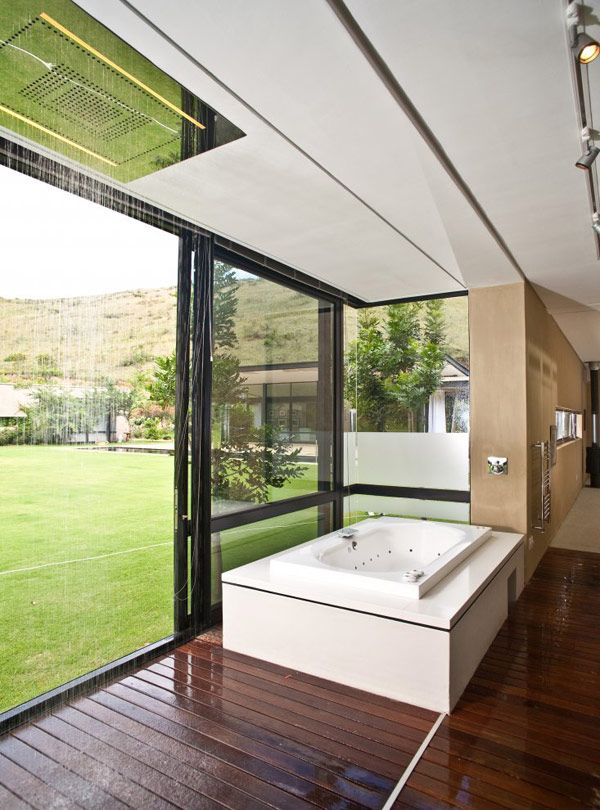 The Swellendam House, Langeberg Mountains, South Africa, designed by GASS Architecture