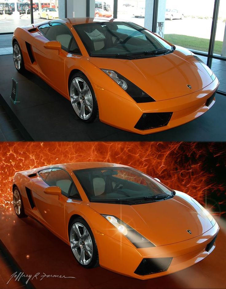Took my boys to the local Lamborghini dealership and decided to have a little Photoshop fun.