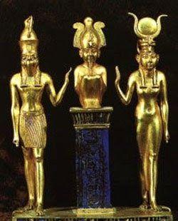 Egipto+Osiris+con+Horus+e+Isis.jpg (250×310)