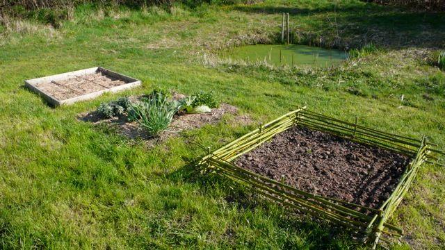 62 besten Garden Bilder auf Pinterest Gemüsegarten, Gardening und - vorgartengestaltung mit rindenmulch und kies