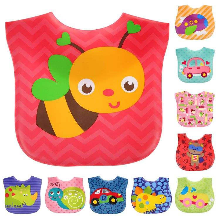 Baby Bibs Waterproof Cartoon Children Bibs Infant Burp Cloths Brand New Clothing Towel Kids Clothing Accessories #>=#>=#>=#>=#> Click on the pin to check out discount price, color, size, shipping, etc. Save and like it!