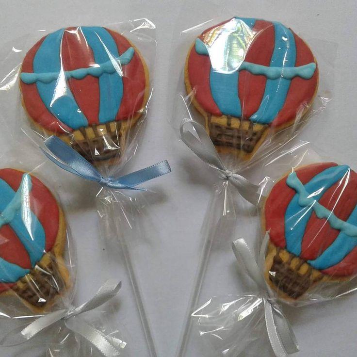 Biscoitos decorados  #festabalao