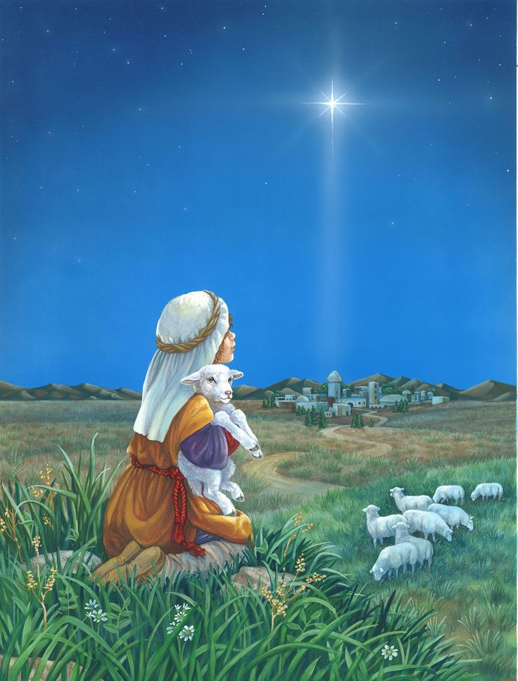 Shepherd Boy By Elaine Maier Visit Our Website To See Our