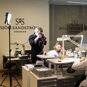 Sjöö Sandström Headquarter. #watchmaker #watch #watches #sjoosandstrom #sweden