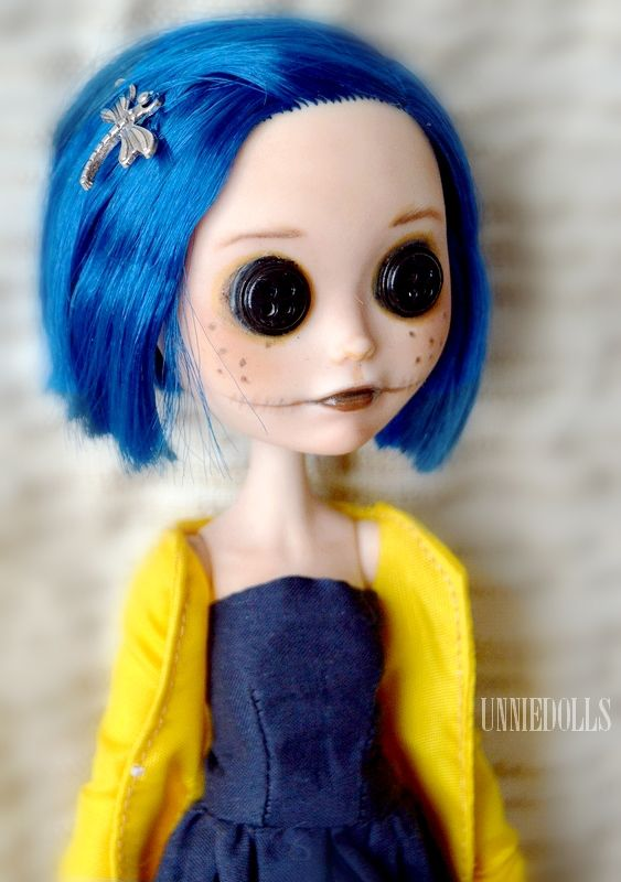 Corline with buttons by Katalin89.deviantart.com on @DeviantArt