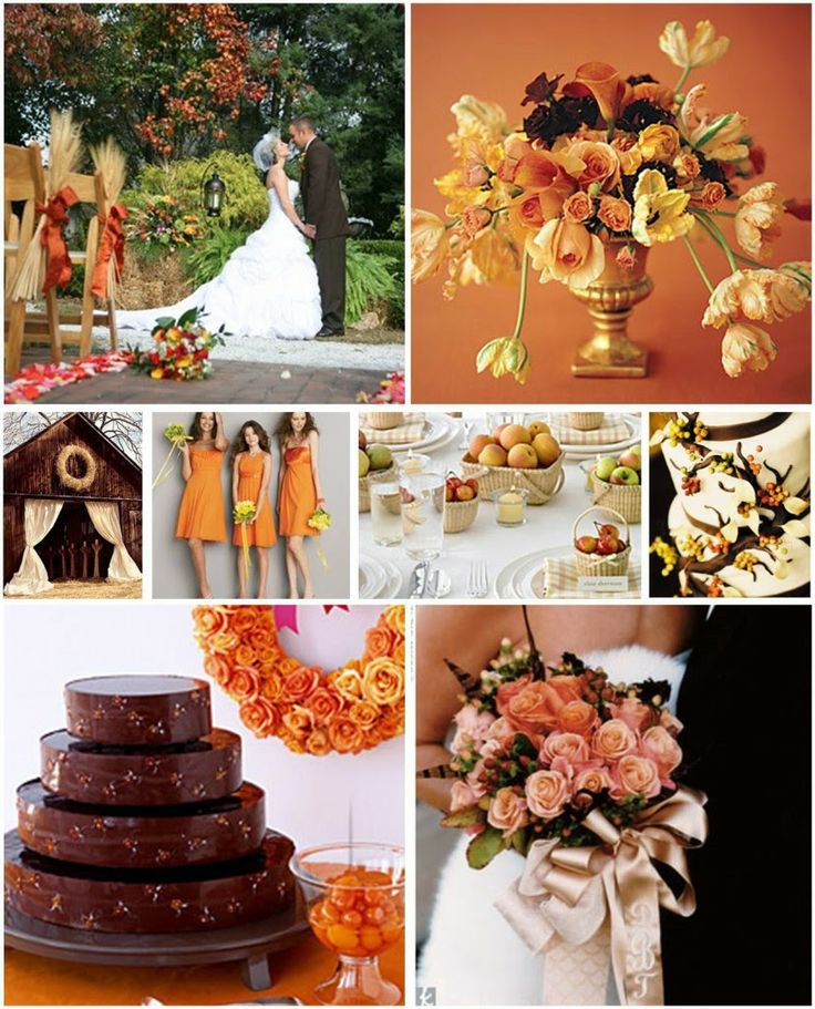17 Best 1000 images about Fall Wedding Theme Ideas on Pinterest