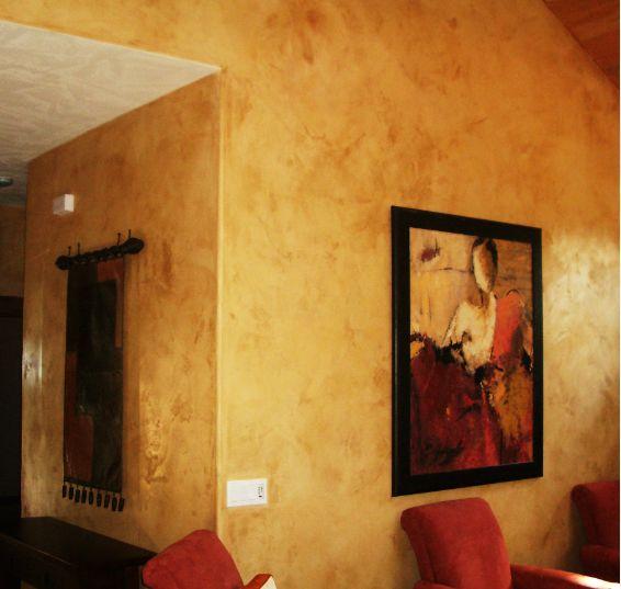 Mens Bedroom Paint Colors Bedroom Plaster Ceiling Design Bedroom Sofas And Chairs Birch Tree Wallpaper Bedroom: Sleek Marmorino Plaster