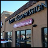 Coffee Commission - 309 S. Bryant Ave. 405/285-8566