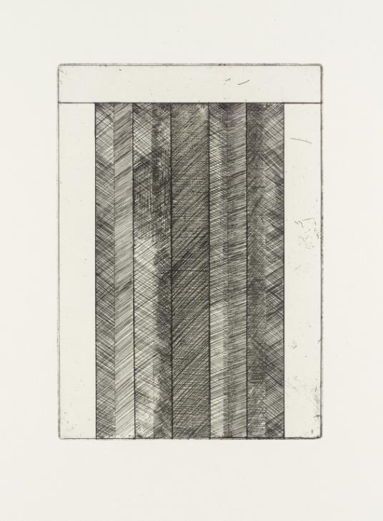 Brice Marden '[no title]', 1977 © ARS, NY and DACS, London 2015