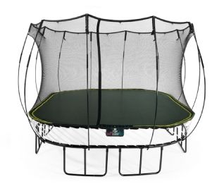 Springfree Trampoline.  World's Safest Trampoline!!  I love this!!!  S113 Large Square Trampoline