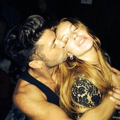 Lindsay Lohan: Drunk and Drugging On Instagram?