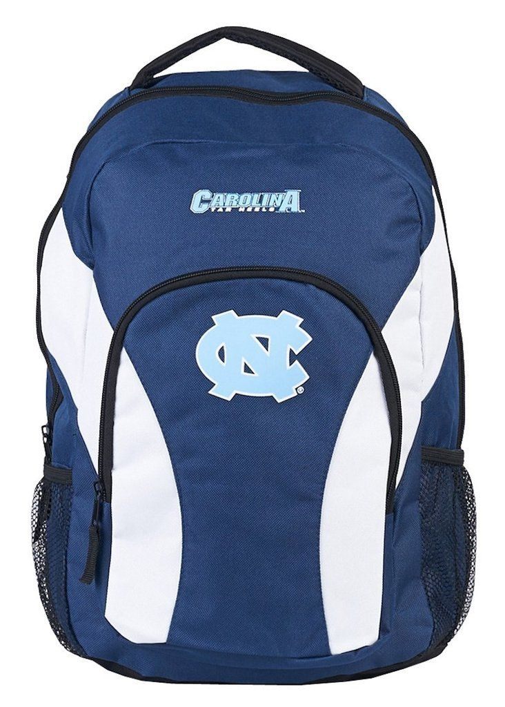 North Carolina Tar Heels Backpack Draftday Style Navy