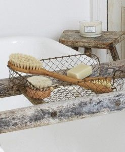 Bath time helpers!