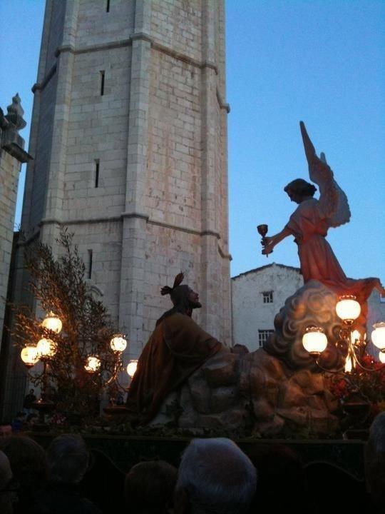 Alcalá de Xivert, Easter procesión xx