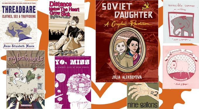 The comics memoir of Lola, a free-spirited Jewish secretary for the secret police in the Soviet Ukraine.